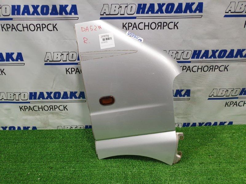 Крыло Suzuki Every DA52W K6A 1999 переднее правое переднее правое