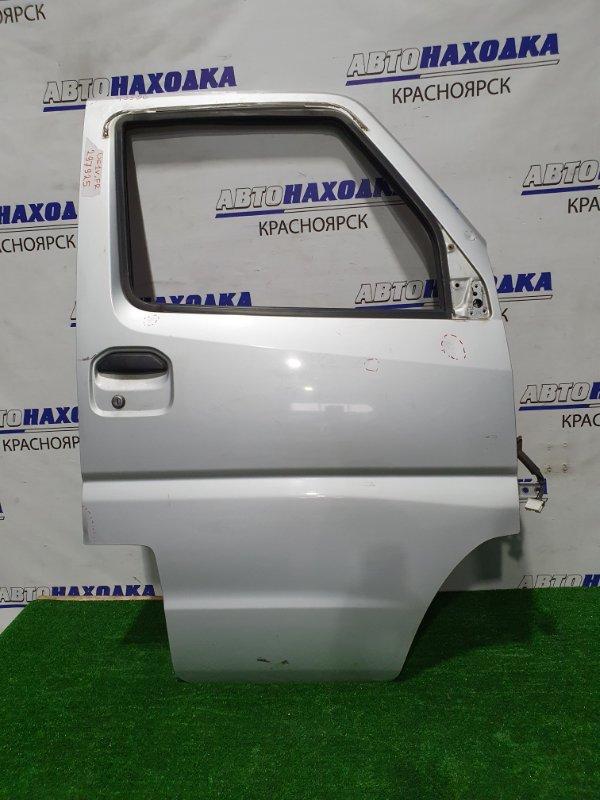Дверь Mitsubishi Minicab U61V 3G83 1999 передняя правая Передняя правая, механический,