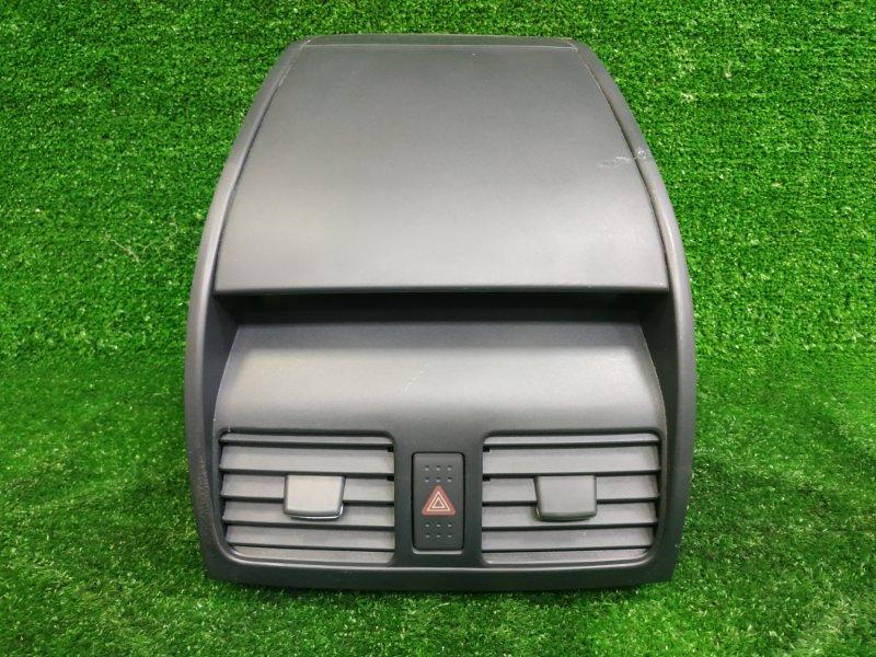 Дефлектор Suzuki Sx-4 YA11S M15A 2006 Верхняя облицовка с центра панели с дефлекторами обдува