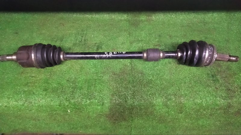 Привод Mitsubishi Galant EA1A 4G93 передний правый ABS, ДЛИННЫЙ