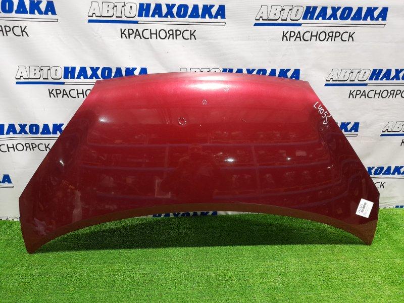 Капот Daihatsu Sonica L405S KF-DET 2006 присутствуют пару тычек