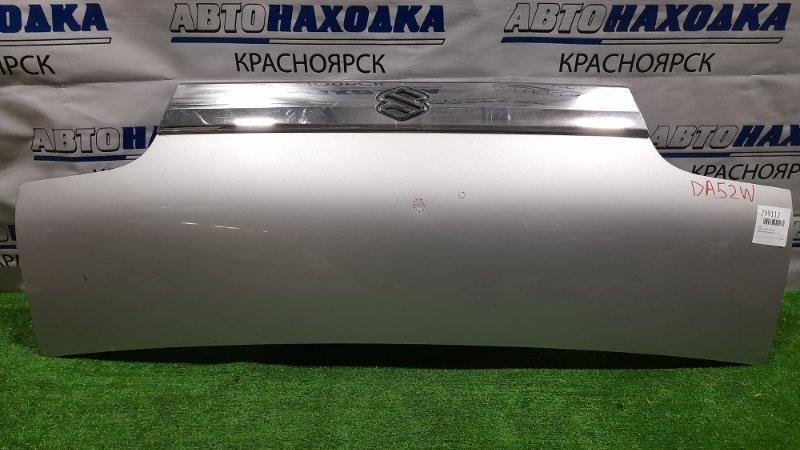 Капот Suzuki Every DA52W F6A 1999 присутствуют пару тычек