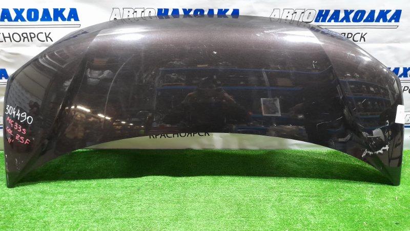Капот Nissan Moco MG33S R06A 2011 сцвет- ZSF под покрас