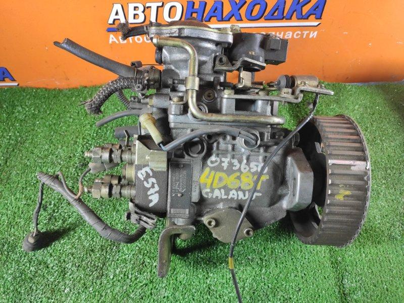 Тнвд Mitsubishi Galant E57A 4D68T МЕХ