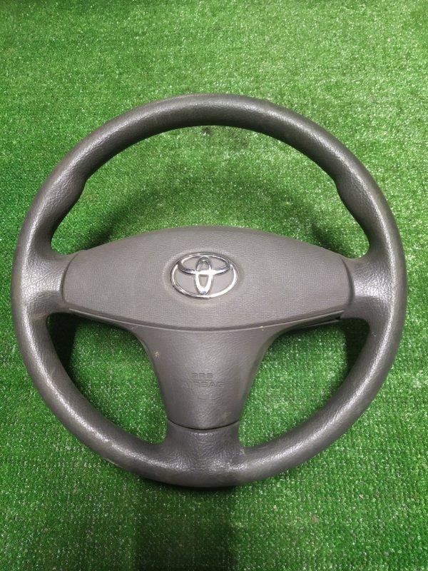 Руль Toyota Isis ANM10 1AZ-FSE AIRBAG С ПАТРОНОМ