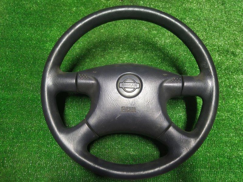 Руль Nissan Sunny FB15 QG15DE +ПОДУШКА БЕЗ ЗАРЯДА