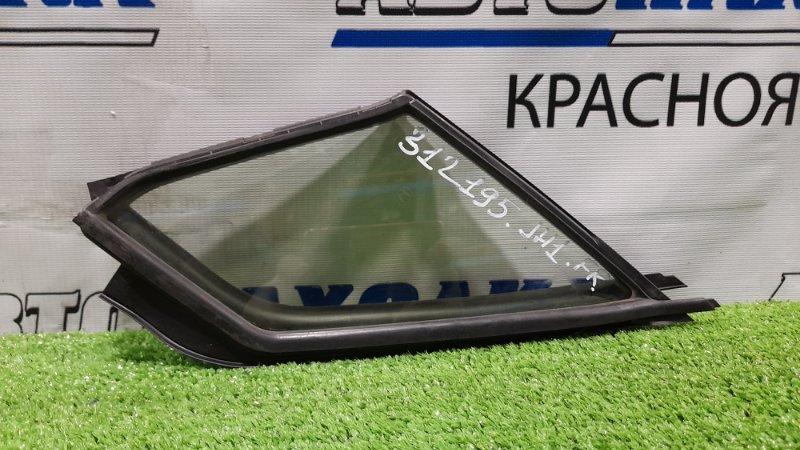 Стекло боковое Honda N-Wgn JH1 S07A 2013 переднее правое переднее правое, уголок в дверь с