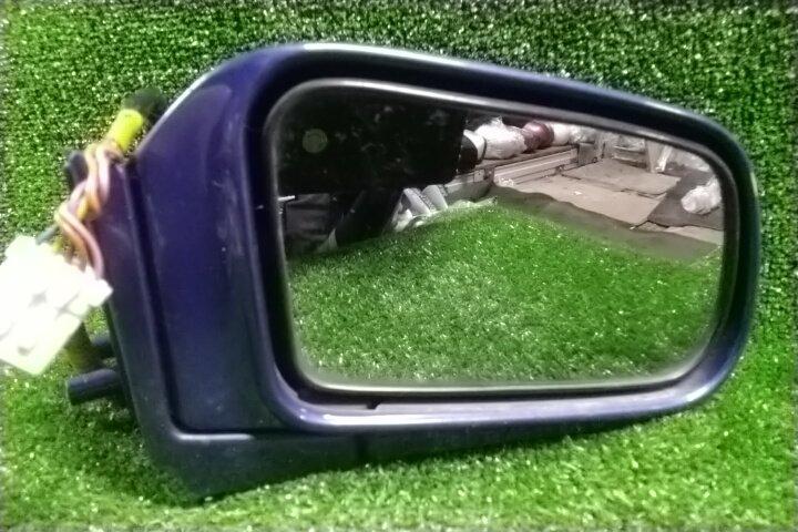 Зеркало Nissan Prairie PM11 SR20DE переднее правое 5 контактов