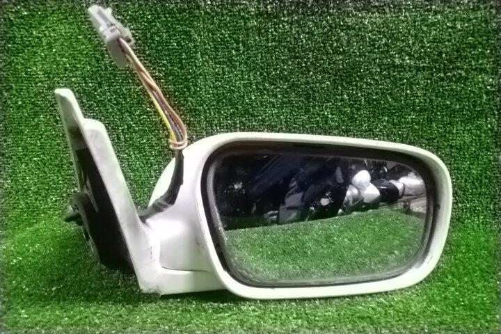 Зеркало Nissan Presea R11 GA15DE правое 5 КОНТАКТОВ