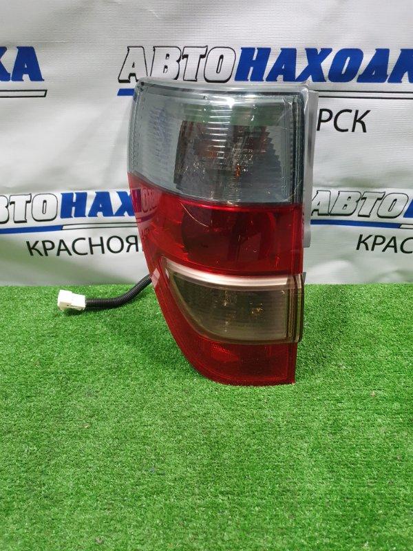 Фонарь задний Honda Zest JE1 P07AT 2006 правый P6223 Правый, P6223, под полировку.