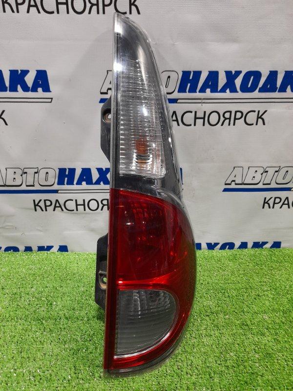 Фонарь задний Nissan Moco MG33S R06A 2011 правый 220-59233 Правый, сломан верхний угол, 220-59233 / Цена с