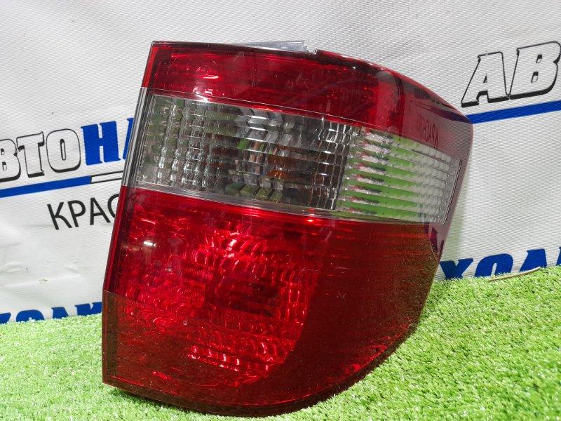Фонарь задний Toyota Alphard MNH10W 1MZ-FE 2002 задний правый 58-5 Правый, 58-5