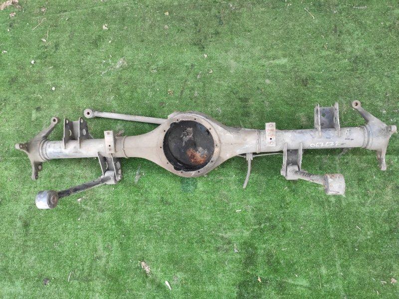 Чулок моста Mazda Bongo Friendee SGLR задний голый