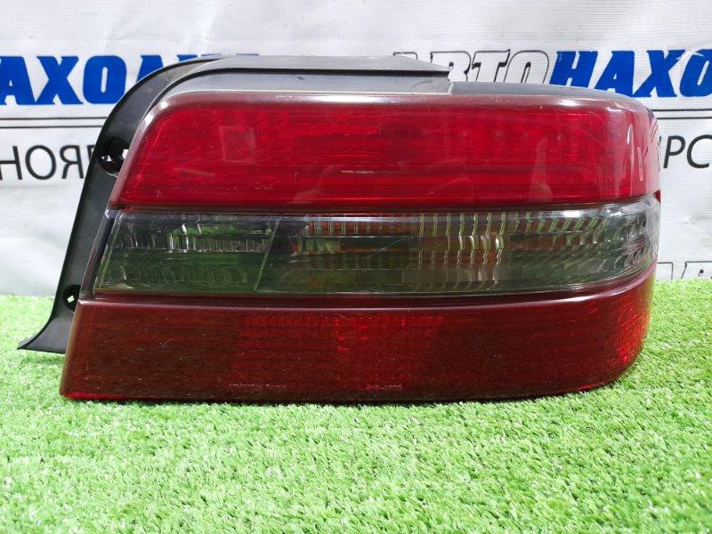 Фонарь задний Toyota Chaser GX100 1G-FE 1996 задний правый 22-268 Правый, 22-268, дорестайлинг