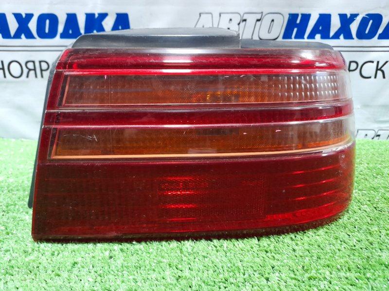 Фонарь задний Honda Inspire CC2 G25A 1992 задний правый 043-1158 Правый, рестайлинг 043-1158, есть