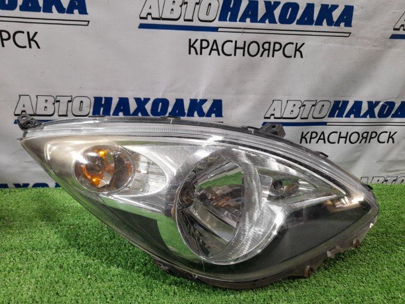 Фара Suzuki Cervo HG21S K6A 2006 передняя правая Правая, галоген, корректор, темный фон.