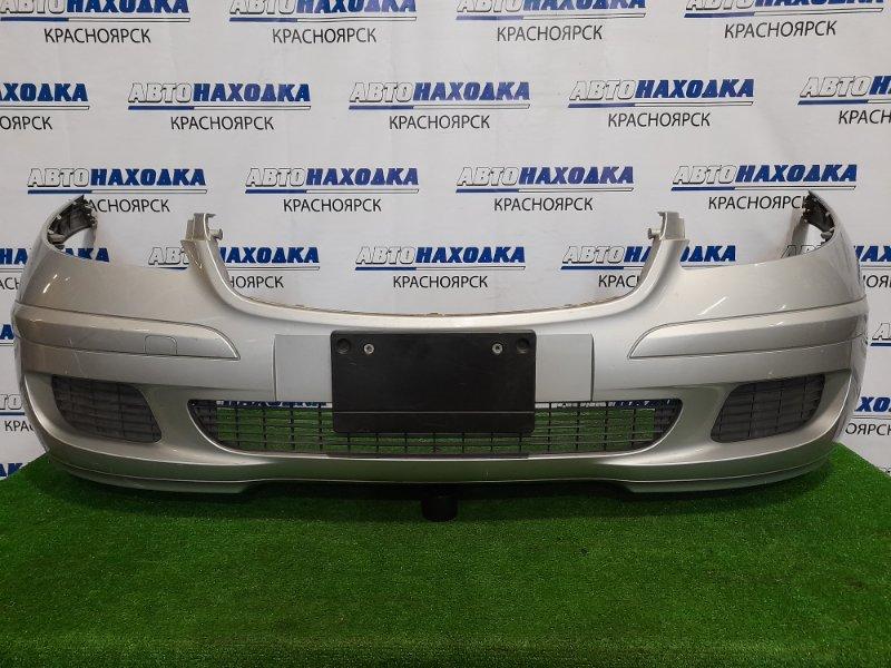 Бампер Mercedes-Benz A170 169.032 266.940 2004 передний Передний, дорестайлинг, с заглушками, есть