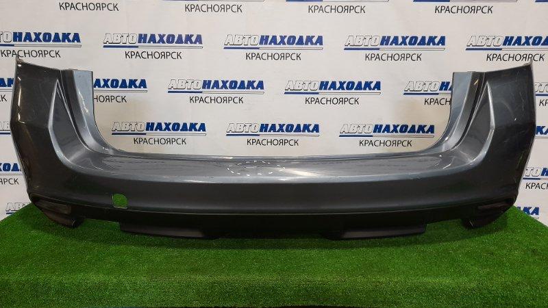 Бампер Subaru Levorg VM4 FB16 2014 задний 57704VA031 Задний, без катафот, заглушки буксировочной