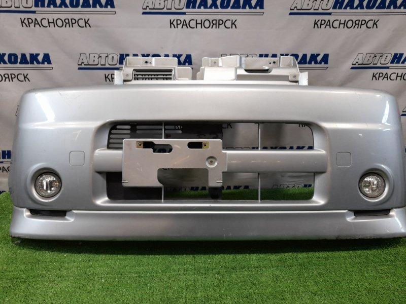 Бампер Daihatsu Tanto L360S EF-VE 2003 передний Передний, с туманками (114-51753), пошоркан