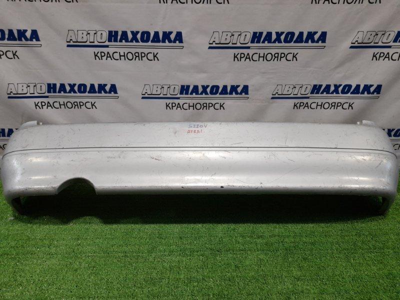 Бампер Daihatsu Hijet S210V EF-SE 1999 задний задний, пошоркан