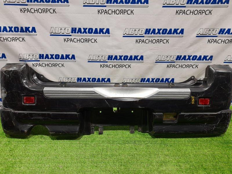 Бампер Daihatsu Terios Kid J131G EF-DEM 1998 задний 3087 Задний, с катафотами, губой. Пошоркан.