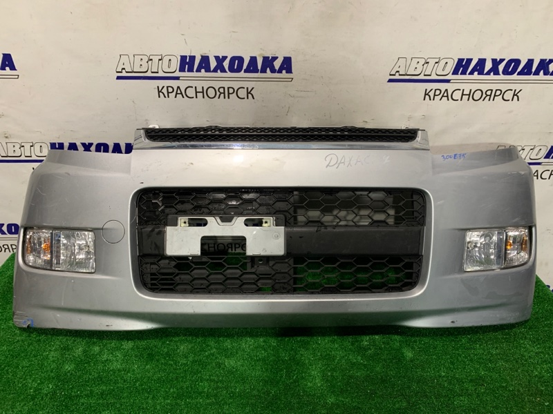 "Бампер Daihatsu Move L175S KF-VE 2006 передний комплектация ""CUSTOM"". / передний с туманками,"