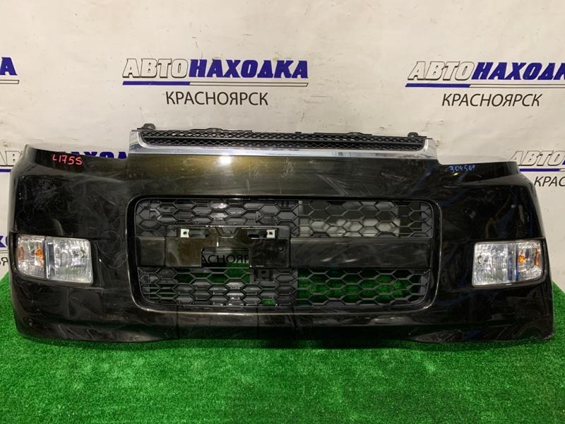"Бампер Daihatsu Move L175S KF-VE 2006 передний комплектация ""CUSTOM"". / передний, с туманками"