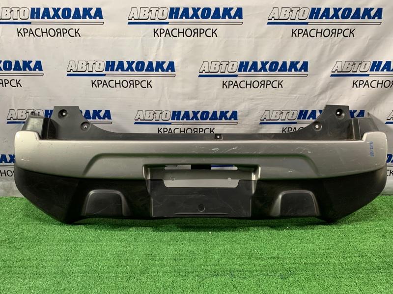 Бампер Suzuki Hustler MR31S R06A 2014 задний задний, пошоркан