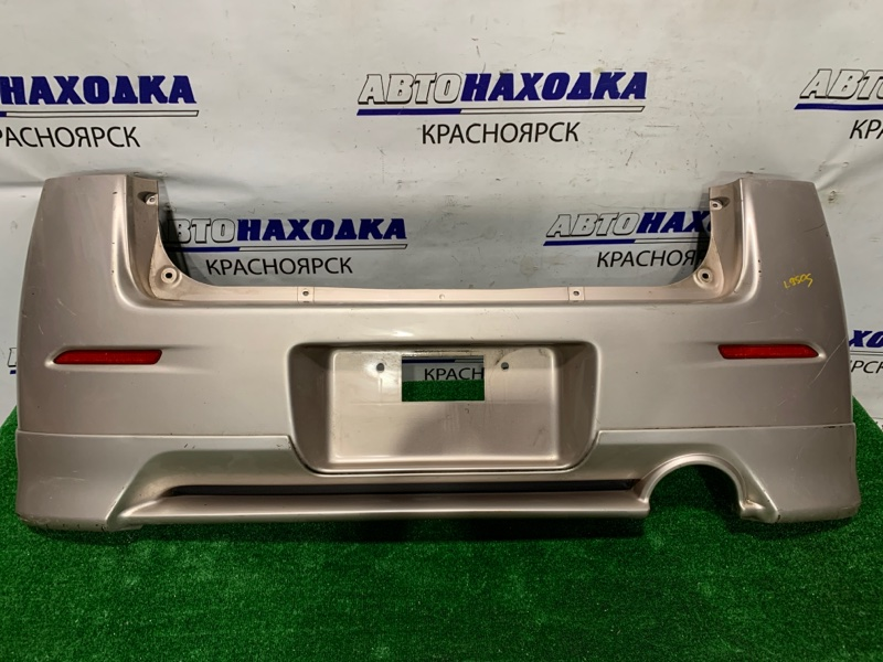 Бампер Daihatsu Max L950S EF-VE 2001 задний 53-17601 Задний, с катафотами, губой. Потерт /