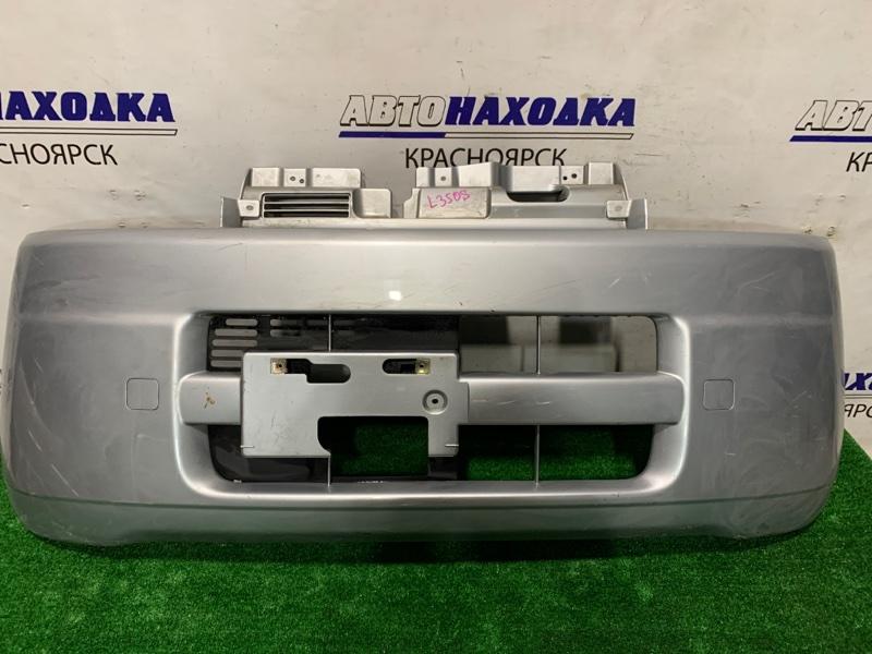 Бампер Daihatsu Tanto L350S EF-VE 2003 передний передний, пошоркан.
