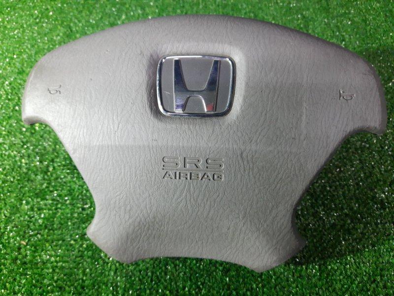 Airbag Honda Odyssey RA6 F23A передний правый В РУЛЬ. +ПАТРОН.