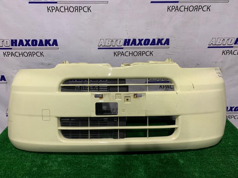 Бампер Daihatsu Tanto L375S KF 2007 передний Передний, пошоркан.