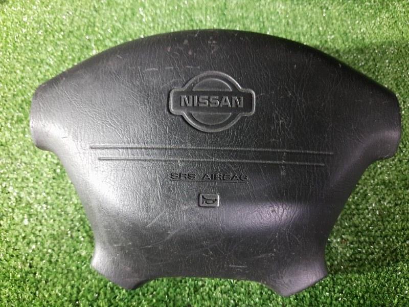 Airbag Nissan R'nessa N30 SR20DE передний правый ЦАРАПИНЫ. В РУЛЬ. + ПАТРОН.