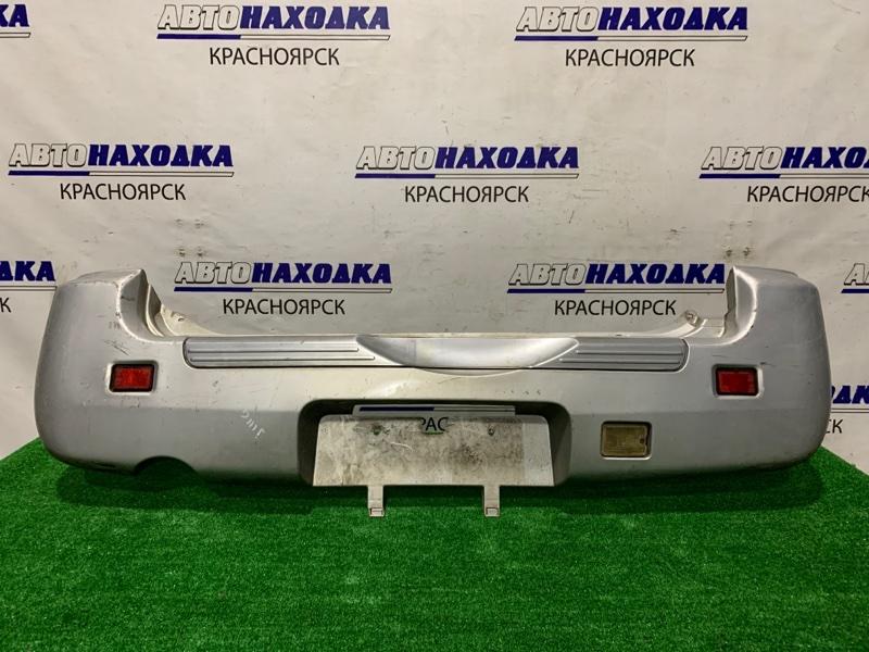 Бампер Daihatsu Terios Kid J111G EF-DEM 1998 задний 3087 задний с катафотами, огнем заднего хода,