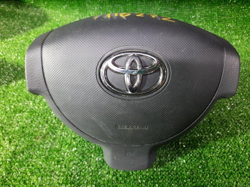 Airbag Toyota Passo QNC10 K3-VE передний правый В РУЛЬ. БЕЗ ПАТРОНА.