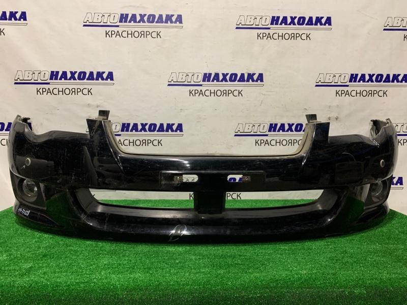 Бампер Subaru Legacy BP5 EJ20 2006 передний 114-77828 передний, рестайлинг, с туманками (114-77828),