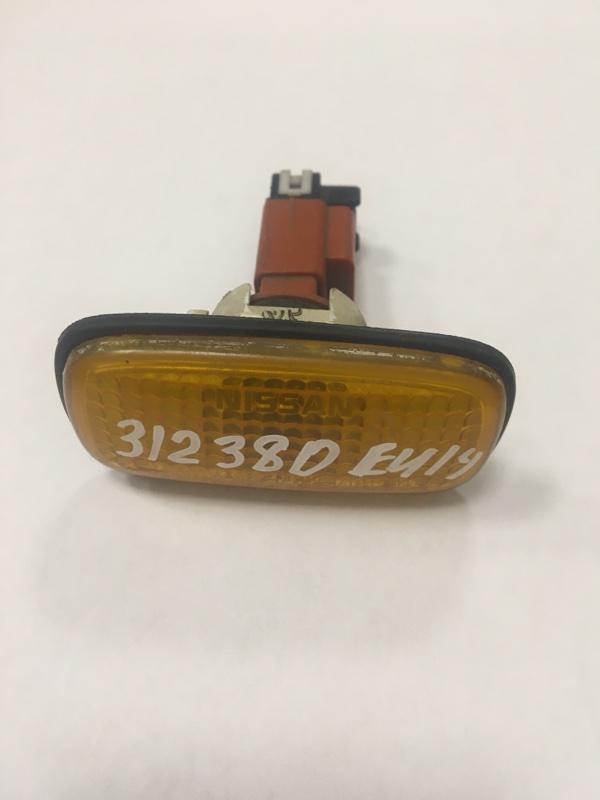 Повторитель в крыло Nissan Bluebird EU14 SR18DE 1996 5322