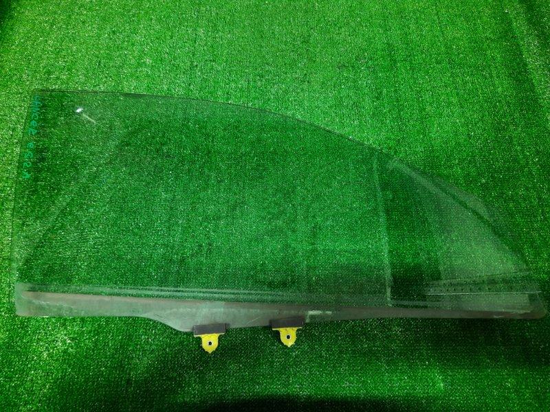 Стекло боковое Mitsubishi Lancer CS2A 4G15 переднее правое F.R.