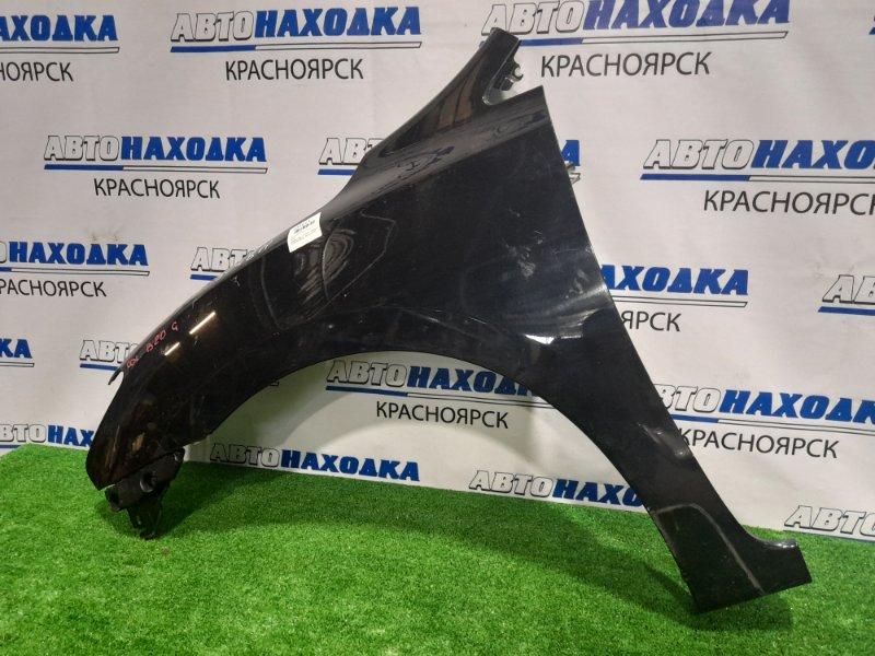 Крыло Nissan Sylphy TB17 MRA8DE 2012 переднее левое переднее левое, с клипсой, с торцевой заглушкой,