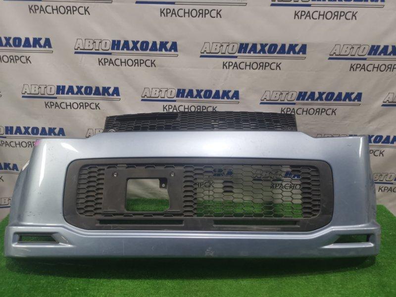 Бампер Mitsubishi Ek Sport H82W 3G83 2006 передний передний, рестайлинг, пошоркан