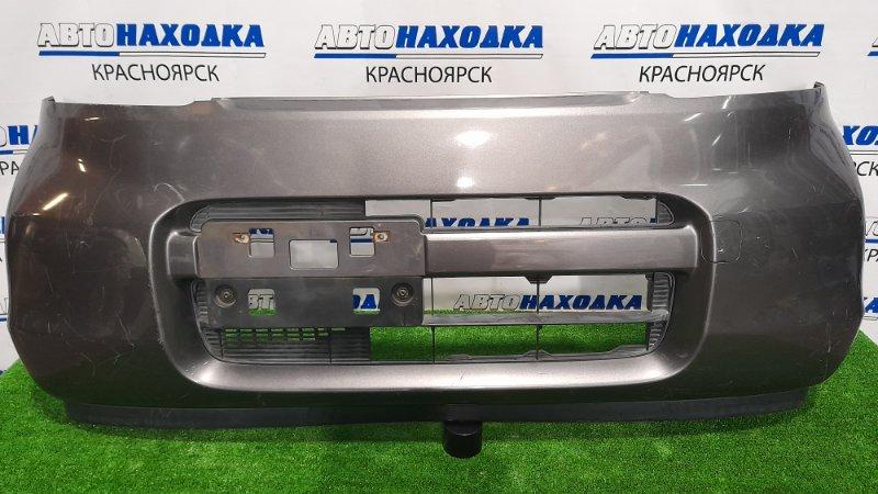 Бампер Honda Life JB5 P07A 2006 передний Передний, рестайлинг, пошоркан.
