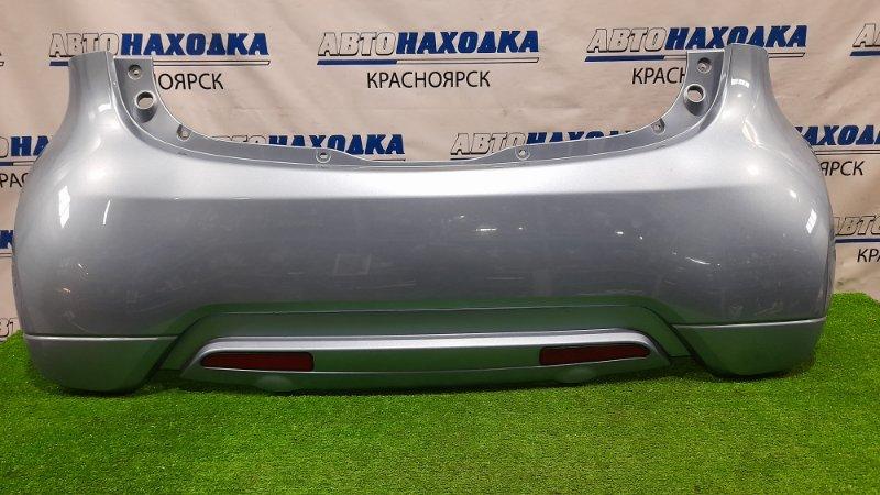 Бампер Mitsubishi I HA1W 3B20 2006 задний Задний, пошоркан.