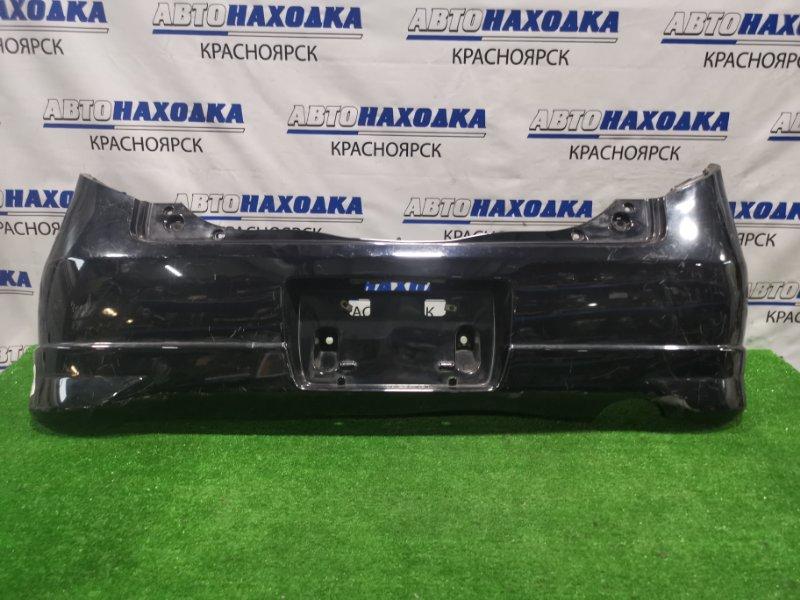 "Бампер Honda Life JC1 P07A 2008 задний задний, комплектация ""DIVA"", пошоркан."