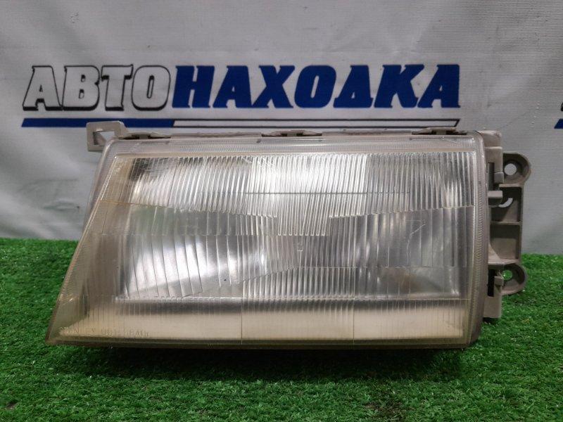 Фара Mazda Bongo Friendee SGLW WL-T 1995 передняя левая 001-6840 левая, галоген, 001-6840, под полировку /