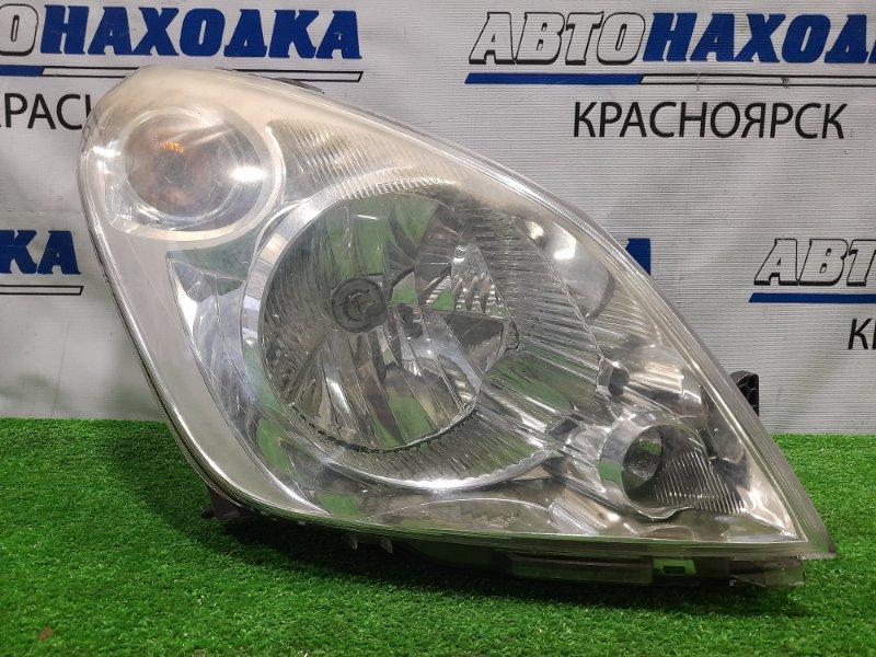 Фара Suzuki Splash XB32S K12B 2008 передняя правая 5759, 5758 правая, галоген, 5759