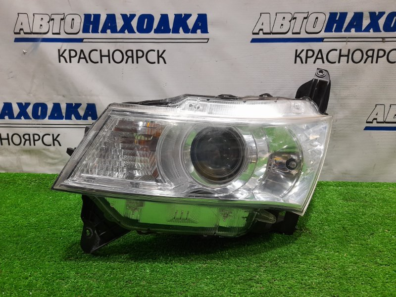 "Фара Suzuki Palette MK21S K6A 2008 передняя левая 100-59207 комплектация ""SW"", левая, ксенон без блока и"