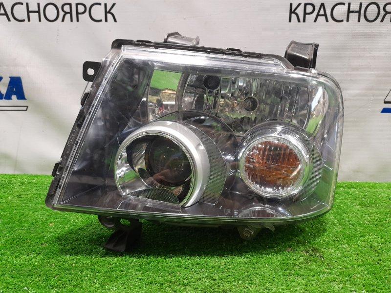 Фара Mitsubishi Ek Wagon H81W 3G83 2001 передняя левая P3247, P2626 ХТС, левая, ксенон без блока и лампы P3247