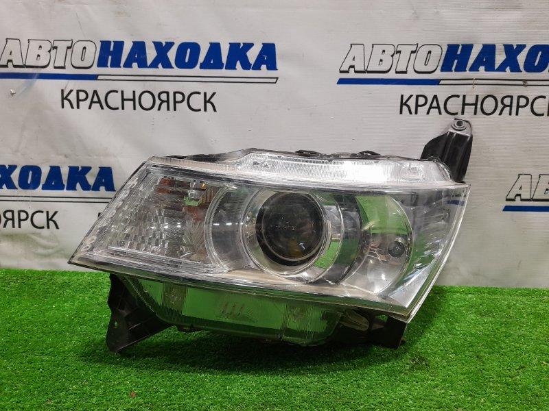 Фара Suzuki Palette MK21S K6A 2008 передняя левая 100-59207 левая, ксенон без блока и лампы, корректор,