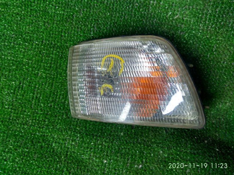 Фонарь габаритный Mitsubishi Eterna E32A 4G37 левый 210-37586