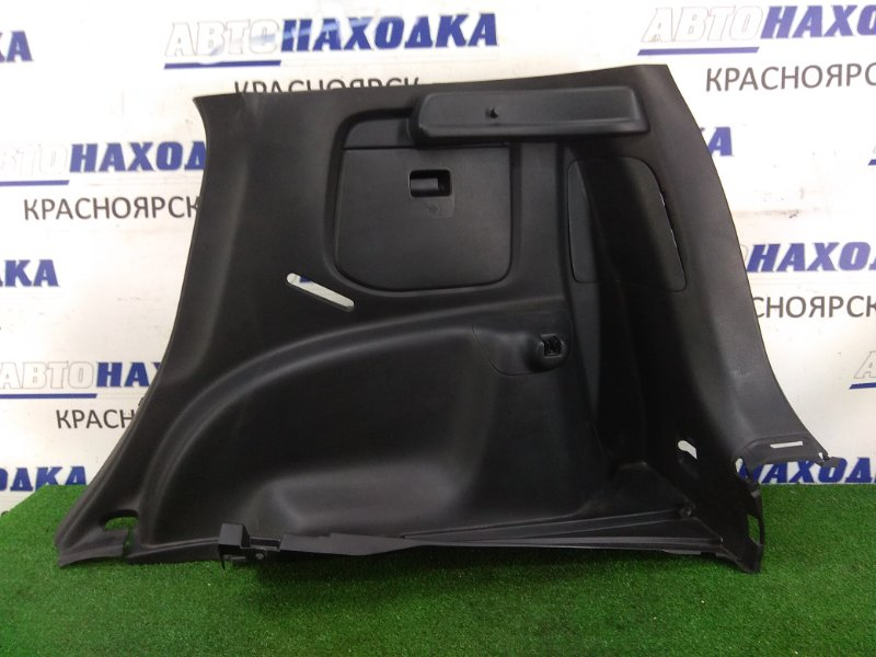 Обшивка багажника Honda Fit GE8 L15A 2007 задняя правая ХТС, правая, черная